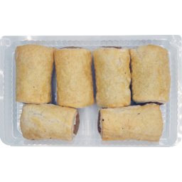 Photo of Cocktail Sausage Rolls 6 Pack 6 Pack