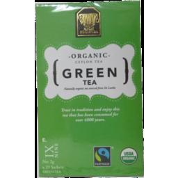 Photo of High Societea Organic Green Tea 20 Pack