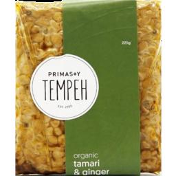 Photo of Primasoy Organic Tamari & Ginger Tempeh