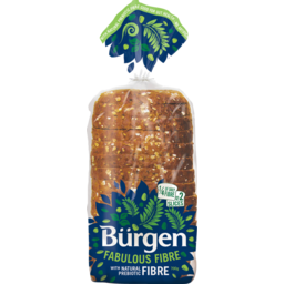 Photo of Burgen Bread Fabulous Fibre 700g