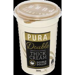 Photo of Pura Thick Cream Dollop 300ml