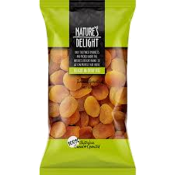 Photo of Natures Delight Apricots Turkish 500g