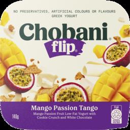 Photo of Chobani Flip Mango Passion Tango Greek Yogurt 140g