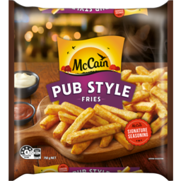 Photo of McCain Original Crunchy Potato Fries 750gm