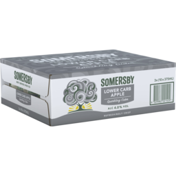 Photo of Somersby Lower Carb Cider Can