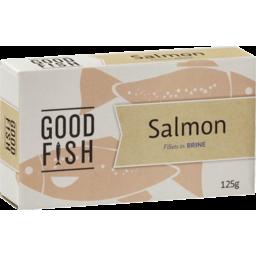 Photo of Good Fish Alaskan Salmon Fillet In Brine