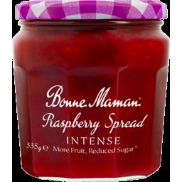 Photo of Bonne Maman Intense Raspberry Spread 335g