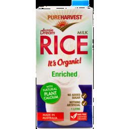 Photo of Pureharvest Rice Milk - Aussie Dream With Calcium