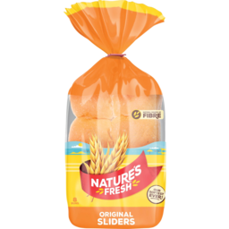 Photo of Natures Fresh Sliders Original 8 Pack