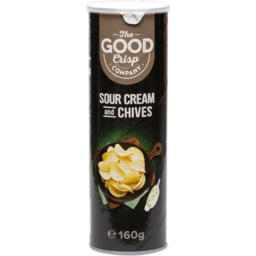 Photo of The Good Crisp Company Crisps - Sour Cream And Chives