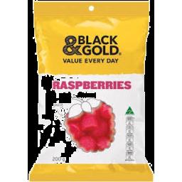 Photo of Black & Gold Raspberries 200gm
