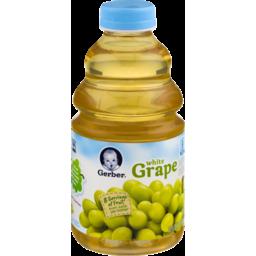 Photo of Gerber 100% White Grape Juice