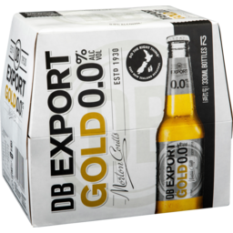Photo of DB Export Gold 0.0% 12 Pack