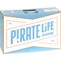 Photo of Pirate Life IPA Cans