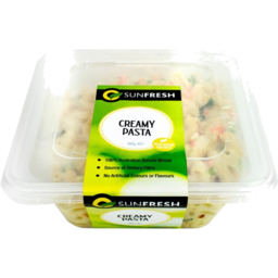 Photo of Sunfresh Creamy Pasta Salad 800g