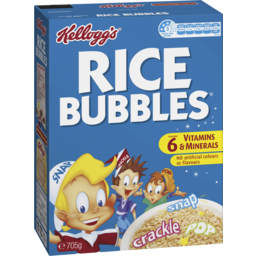 Photo of Kelloggs Rice Bubbles 705gm
