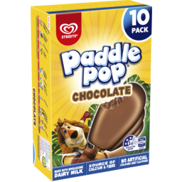Photo of Streets Paddle Pop Chocolate 10 Pack