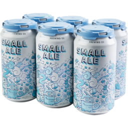 Photo of Colonial Small Ale 6