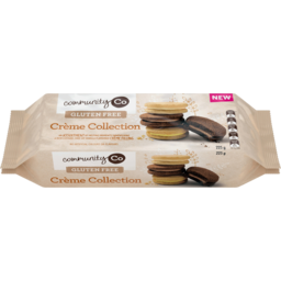 Photo of Community Co. Gluten Free Crème Biscuit Collection 225g
