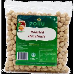 Photo of Zollu Roasted Hazelnuts 500g