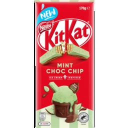 Photo of Nes Kit Kat Choc Mnt Chip170gm