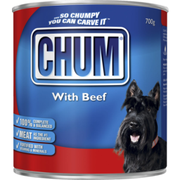 Photo of Chum Beef 700g
