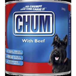 Photo of Chum Beef 700g