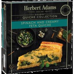 Photo of Herbert Adams Quiche Spinach And Creamy Feta 700gm
