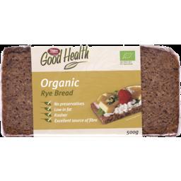 Photo of Good Health Organic Rye Bread 500g