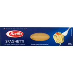 Photo of Barilla Pasta Spaghetti No.5 (500g)
