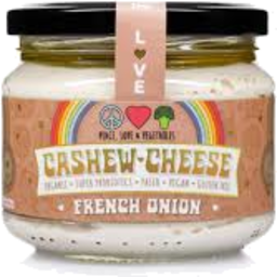 Photo of Cashew Cheese - French Onion 270g