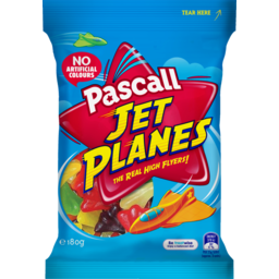 Photo of Pascall Jet Planes 180g