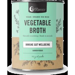 Photo of Nutra Organics Vegetable Broth - Garden Veggie