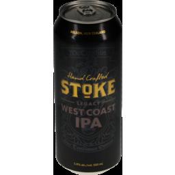 Photo of Stoke West Coast IPA 500ml