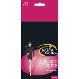Photo of Razz Opaque Black 60d Av/Tl2pk