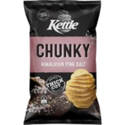 Photo of Kettle Chunky Crushed Sea Salt 150g