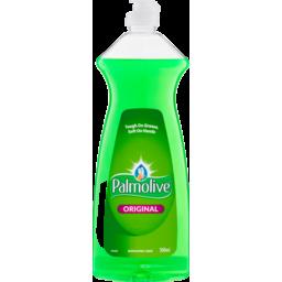 Photo of Palmolive Regular Dishwashing Liquid Original Tough On Grease 500ml