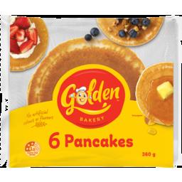 Photo of Golden 6 Pancake
