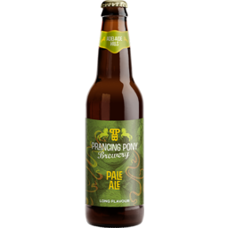 Photo of Prancing Pony Pale Ale Bottles