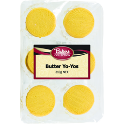 Photo of Bakers Collection Butter YoYo 6pk