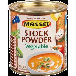 Photo of Massel Vegetable Stock 168g