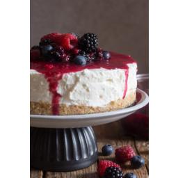 Photo of Cheesecake - Raspberry