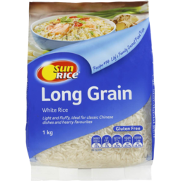 Photo of All Rice Premium Long Grain Rice 1kg