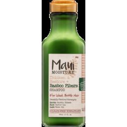 Photo of Maui Moisture Bamboo Fibers Shampoo For Weak Brittle Hair 385ml