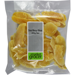 Photo of The Market Grocer Dried Mango Slices 250gm