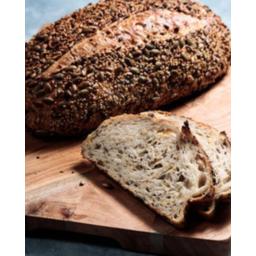 Photo of Luxe Bakery Mulitgrain Sourdough Batard (Sliced)
