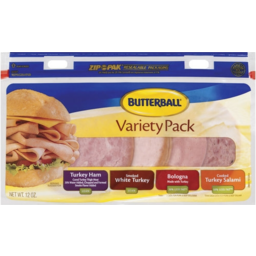 Photo of Butterball Variety Pack