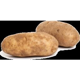 Photo of Potatoes Russet B/bank Potatoes
