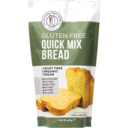 Photo of The Gluten Free Food Co - Bread Quick Mix - Gf - 480g