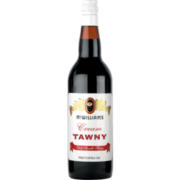 Photo of McWilliam's Royal Reserve Cream Tawny